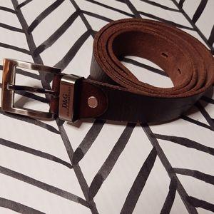 Dolce & Gabbana Belt Brown